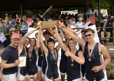 Boys Second Eight