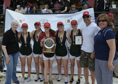 Girls Junior Four