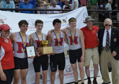 Boys Junior Quad