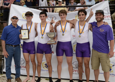Boys Senior Quad