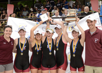 Girls Senior Four
